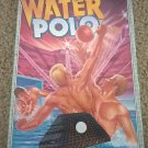 Water Polo For Commodore 64/128, NEW FACTORY SEALED, Mastertronic