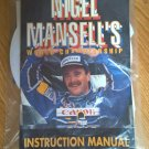 Nigel Mansell's World Championship For Commodore Amiga, SEALED OEM PACK, Gremlin