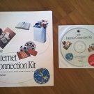 Apple Internet Connection Kit, MANUAL & ORIGINAL FOLDER, 1996 V1.2, Mac Macintosh