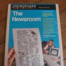 The Newsroom For Commodore 64 128 In Hard Case, NEW FACTORY SEALED, Springboard