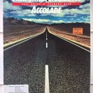 California Challenge: Test Drive II Scenery For Commodore 64/128, NEW OPEN BOX, Accolade
