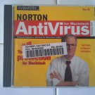 Norton AntiVirus 5.0 For Mac, Symantec CD-ROM Macintosh MacOS 1998