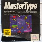 MasterType For Commodore 64/128, NEW FACTORY SEALED, Mindscape