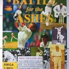 Battle For The Ashes For Commodore Amiga, NEW OPEN BOX, Audiogenic