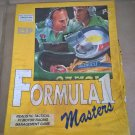 Formula1 Masters For Commodore Amiga, NEW OPEN BOX, ESP