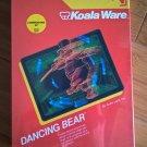 Dancing Bear For Commodore 64/128, NEW FACTORY SEALED, KoalaWare