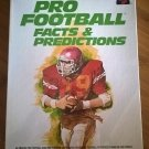Pro Football Facts & Predictions For Commodore 64/128, NEW FACTORY SEALED, Intracorp