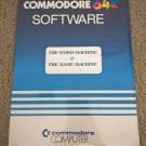 The Word Machine & The Name Machine For Commodore 64/128, NEW FACTORY SEALED