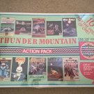 Thunder Mountain Action Pack Vol. 1 For Commodore 64/128, NEW FACTORY SEALED B-Stock