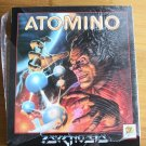 Atomino For Commodore Amiga, NEW FACTORY SEALED, Psygnosis