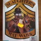 Sgt Slaughter's Mat Wars For Commodore 64/128, NEW FACTORY SEALED, Mindscape