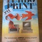 Turbo Print V1.1 For Commodore Amiga, NEW FACTORY SEALED, IrseeSoft