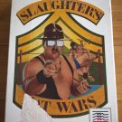 Sgt Slaughter's Mat Wars For Commodore 64/128, NEW OPEN BOX, Mindscape