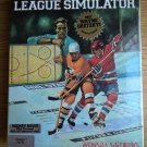 Hockey League Simulator For Commodore Amiga, NEW FACTORY SEALED, Bethesda
