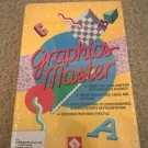 Graphics Master For Commodore 64 128, NEW FACTORY SEALED, ShareData