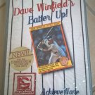 Dave Winfield's Batter Up! For Commodore 64/128, NEW OPEN BOX, Avant-Garde