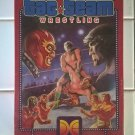 Tag Team Wrestling For Commodore 64/128, NEW FACTORY SEALED, Data East