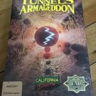 Tunnels Of Armageddon For Commodore Amiga, NEW FACTORY SEALED