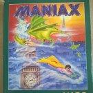 Maniax For Commodore Amiga, NEW OPEN BOX, Anco