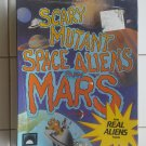 Scary Mutant Space Aliens From Mars For Amiga, NEW FACTORY SEALED, ReadySoft