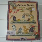 Night Shift For Commodore Amiga, NEW FACTORY SEALED, LucasFilm