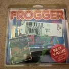 Frogger & Threshold (2 Games!) For Commodore 64/128, NEW FACTORY SEALED, Impulse