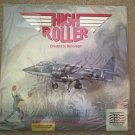 High Roller For Commodore 64/128, NEW FACTORY SEALED, Mindscape