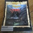 Rings of Medusa For Commodore Amiga, NEW FACTORY SEALED