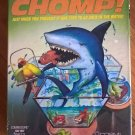 Chomp! For Commodore 64/128, NEW FACTORY SEALED, Cosmi