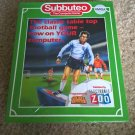 Subbuteo For Commodore Amiga, NEW FACTORY SEALED, Electronic Zoo