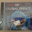 Global Effect For Commodore Amiga CD32, NEW FACTORY SEALED, Millennium Interactive