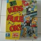 Kids Rule OK! For Commodore Amiga, NEW OPEN BOX, Alternative Software