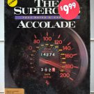 SuperCars: Test Drive II Add-On For Commodore 64 128, NEW FACTORY SEALED, Accolade