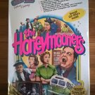 The Honeymooners For Commodore 64/128, NEW FACTORY SEALED, First Row