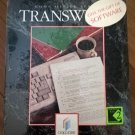 TransWrite For Commodore Amiga, NEW FACTORY SEALED, Gold Disk