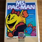 Ms. Pac-Man For Commodore 64/128, NEW OPEN BOX, Thunder Mountain