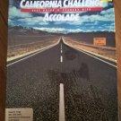 California Challenge: Test Drive II Scenery For Commodore 64/128, NEW OPEN BOX, Accolade