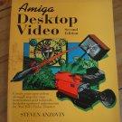 Amiga Desktop Video – Second Edition, 1991 Book, Compute
