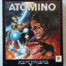 Atomino For Commodore Amiga, OPEN BOX, Psygnosis