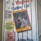 Dave Winfield's Batter Up! For Commodore 64/128, NEW FACTORY SEALED, Avant-Garde