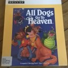 All Dogs Go To Heaven For Commodore Amiga, NEW FACTORY SEALED