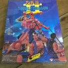 Double Dragon II The Revenge For Commodore Amiga, NEW FACTORY SEALED, Virgin