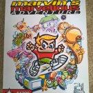 Marvin's Marvellous Adventure for Commodore Amiga, NEW OPEN BOX, 21st Century