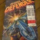 Revenge of Defender For Commodore 64/128, NEW FACTORY SEALED, EPYX