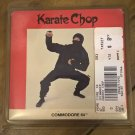Karate Chop For Commodore 64/128, NEW FACTORY SEALED, Spinnaker