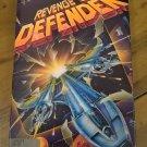 Revenge of Defender For Commodore 64/128, NEW OPEN BOX, EPYX