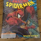 The Amazing Spider-Man For Commodore 64/128, NEW FACTORY SEALED, Paragon B-Stock