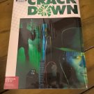 Crack Down For Commodore 64/128, NEW FACTORY SEALED, Sega