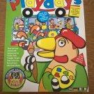 Playdays Paint For Commodore Amiga, NEW OPEN BOX, EuroPress