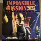 Impossible Mission 2025 Special Edition For Amiga, NEW OPEN BOX, Microprose